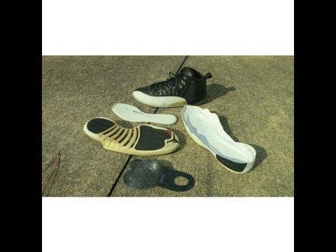 sneaker-tech-review-#11--air-jordan-retro-12-playoffs-(reverse-engineered-&-roy-hibbert-fines)