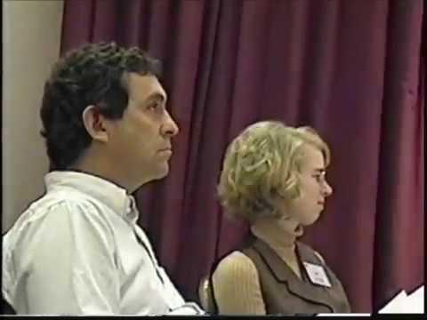 IRTS 2003 Faculty/Industry Seminar | New York City