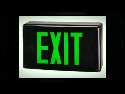 class-1-division-2-exit-sign