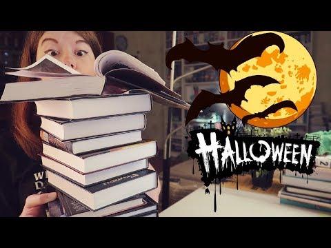 МРАЧНЫЕ КНИГИ НА ХЭЛЛОУИН🍂🍁🎃ЧТО ПОЧИТАТЬ В ОКТЯБРЕ? \\ Halloween Book Recommendations