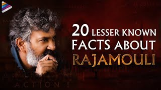 20 Amazing Lesser Known Facts About SS Rajamouli   Happy Birthday Rajamouli   Telugu FilmNagar