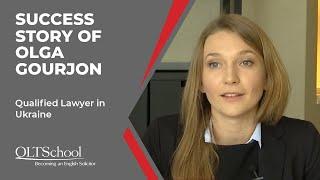 Success Story of Olga Gourjon - QLTS School's Former Candidate