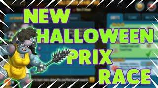 Monster Legends | New Halloween Grand Prix Team Race | Reaching 1K Point First Day!