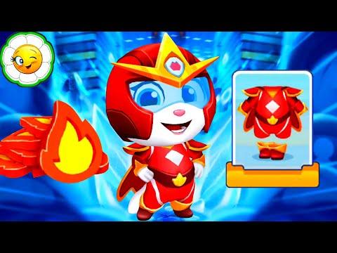 Том Погоня Героев #36  Анджела Огненная Стрела и Пламя Славы! На весь экран