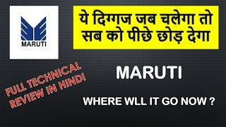 #112 WHAT WILL BE NEXT LEVELS IN MARUTI ?