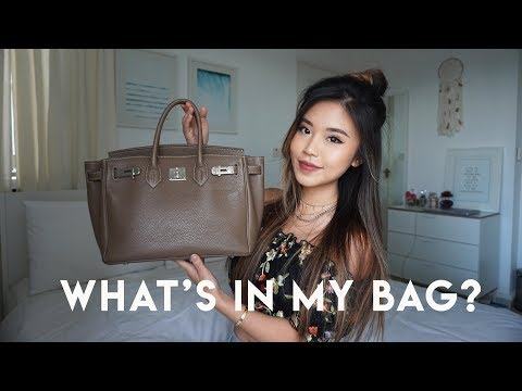 What's In My Bag Tag | Titan Tyra (BAHASA SUBS)
