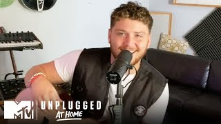 """Bazzi Performs """"Renee's Song, """"Young and Alive"""" & More   MTV Unplugged at Home"""