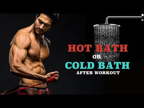 HOT Bath or COLD Bath, which one is better after workout Deep Info by Guru Mann