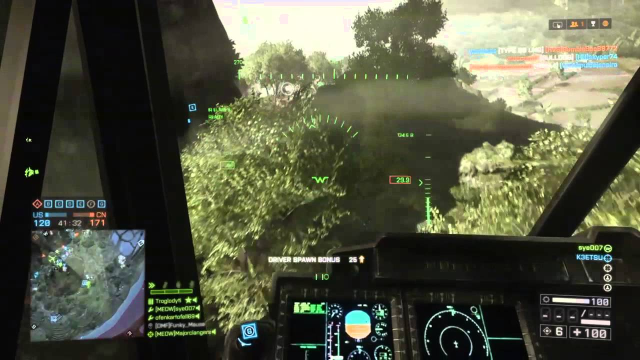 Helicopter treetop skimmer battlefield 4 ps4 game play youtube helicopter treetop skimmer battlefield 4 ps4 game play sciox Image collections
