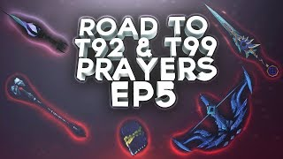 Road to Tier 92's and Tier 99 Prayers! | Ep5 | Photoshop upgrade and the Magister!!