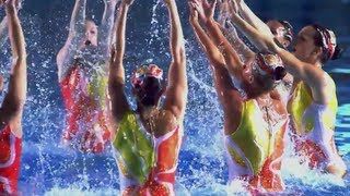 27th Summer Universiade 2013 - Kazan - Synchronized Swimming