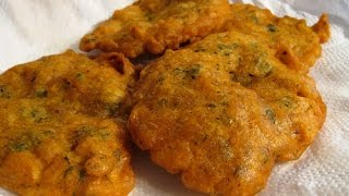 The Best Jamaican Salt Fish Fritters