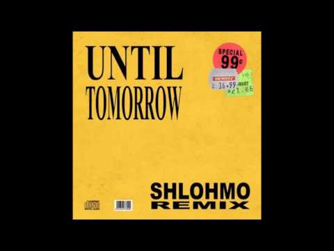 Groundislava feat. Jake Weary - Until Tomorrow(Shlohmo Remix)