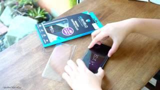 รีวิวฟิล์มกระจกเต็มจอ Galaxy S8 & S8 Plus จาก Hi-Shield [Case Friendly / Strong Max]