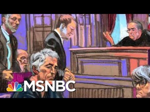 New Federal Charges Against Jeffrey Epstein Describe Familiar Pattern | Rachel Maddow | MSNBC