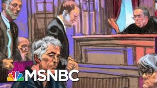 New Federal Charges Against Jeffrey Epstein Describe Familiar Pattern   Rachel Maddow   Msnbc