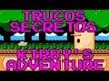 Trucos Secretos: Kirby's Adventure Glitches Nes Mini Classic - Retro Toro