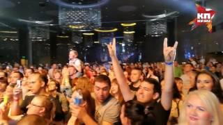 Дима Билан открывает курортный сезон в Крыму