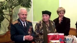 Бриллиантовая свадьба. ЗАГС Смоленск Ольга и Алексей Сильновы.2016