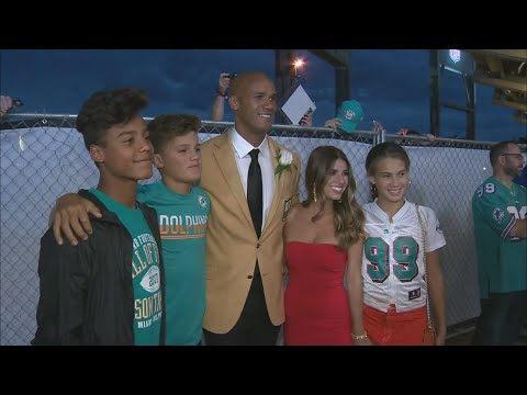 Jason Taylor's Road To Hall Of Fame Enshrinement A Family Affair