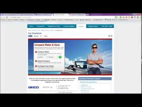 Car Insurance Instant Online Quote for Free