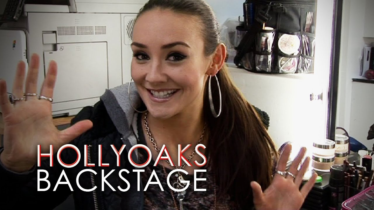 Claire cooper hollyoaks - 2 part 8