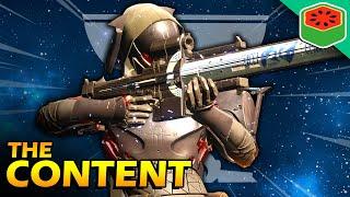 The secret to unlimited Destiny content