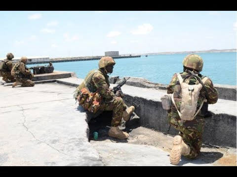 KDF on the spot over Al-Shabaab charcoal exports in Somalia