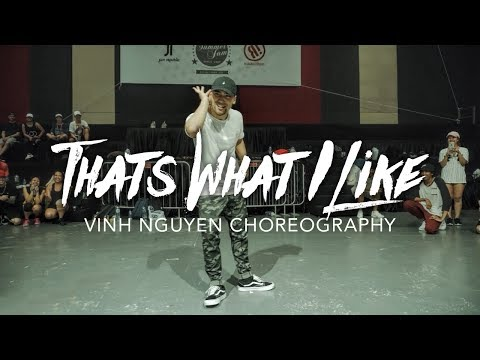 Thats What I Like   Bruno Mars  Vinh Nguyen Choreography  Summer Jam Dance Camp 2017