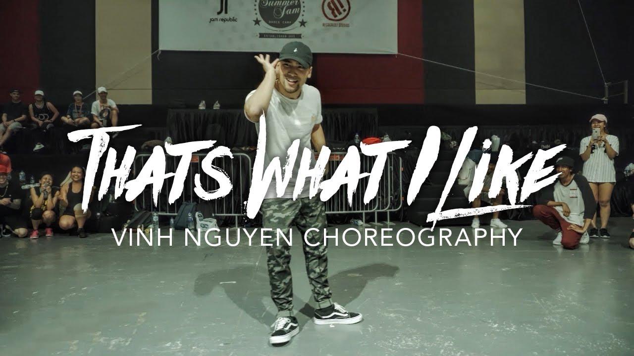 That's What I Like  - Bruno Mars | Vinh Nguyen Choreography | Summer Jam Dance Camp 2017 #1