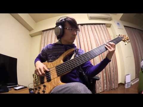 Canned Heat - Jamiroquai (Bass cover)