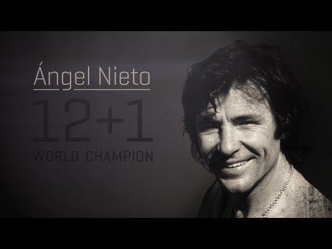 Remembering the legendary career of Angel Nieto