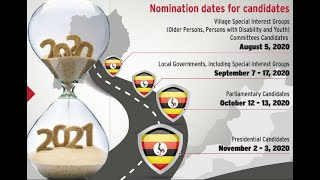 Electoral Commission releases road-map to 2021 elections
