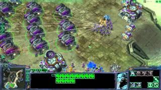 IGCTartBowlIX - Noob Tactics #5 2v2 Strat Marines and Rushed Colo