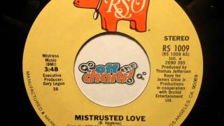 Mistress - Mistrusted Love ■ 45 RPM 1979 ■ OffTheCharts365