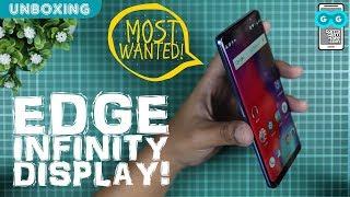 vuclip MOST WANTED! Unboxing Elephone U Pro - Layarnya Beneran EDGE (Infinity), Pakai Snapdragon 660!