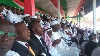 Nyenicubahiro Nkurunziza niwigire amahoro