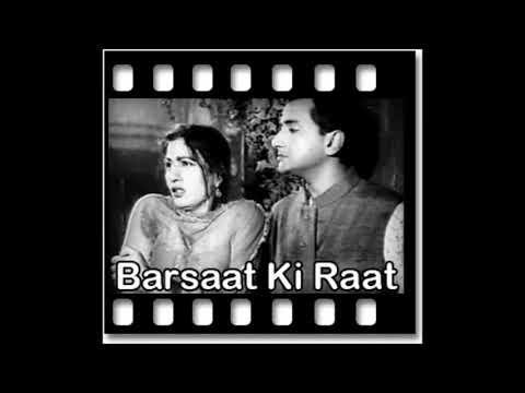 Zindagi Bhar Nahin Bhoolegi  MP3 Karaoke