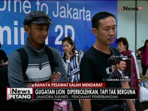 Dialog 3 : Bahaya Pesawat Salah Mendarat - iNews Petang 19/05