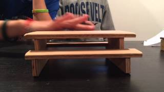 "Fingerboard Giveaway!!! Lsn Ramps ""picnic Table"""