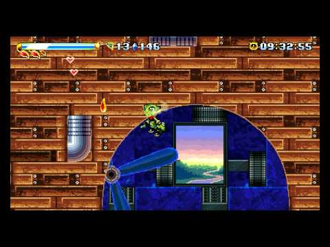 Freedom Planet: Carol - Adventure Pt.4 - Stage 4