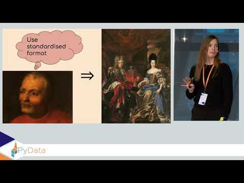 Image from Keynote: Machine Learning can't do the thinking