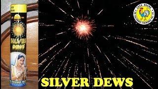 Silver Dews - Cock Brand Aerial Large Shooter Diwali Fireworks !