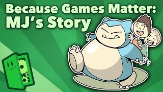 Because Games Matter - MJ's Story: How Games Brought a Family Together - Extra Credits Video