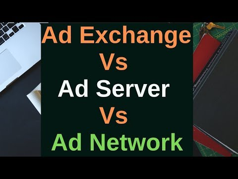What Is Ad Exchange Vs Ad Server Vs Ad Network