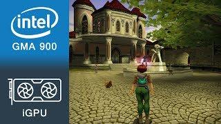 ZanZarah The Hidden Portal Gameplay Intel 82915G/GV/910GL / Intel GMA 900