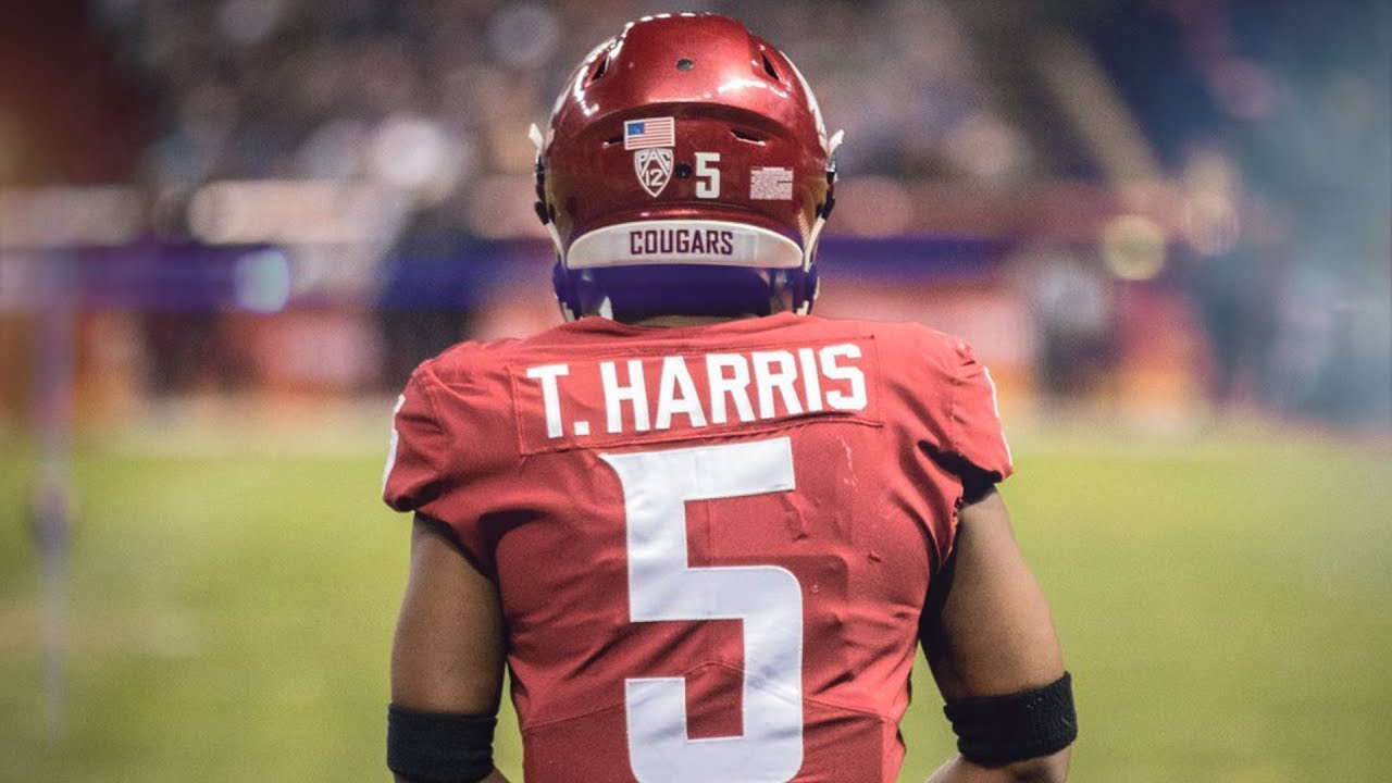 Versatile Playmaker | Travell Harris Official Washington State Highlights ᴴᴰ