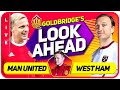RONALDO Rest TIME! MANCHESTER UNITED vs WEST HAM CARABAO Cup Preview!