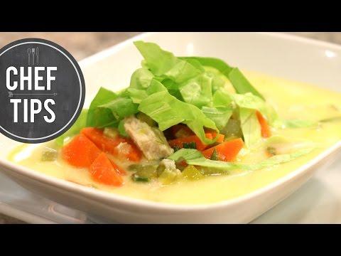 Irish Chicken Soup Recipe