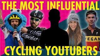 THE MOST INFLUENTIAL YOUTUBERS